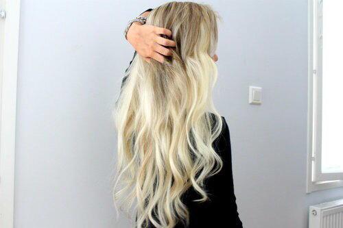 красивые мелированные волосы