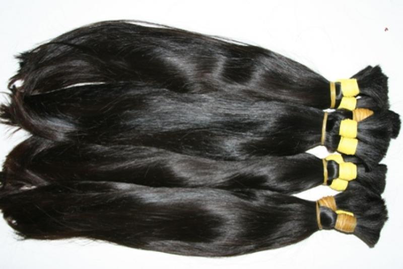 Волосы для наращивания в срезе качественные