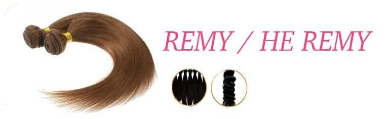 Как отличить волосы remy и не remy