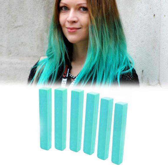 Мятные мелки для волос