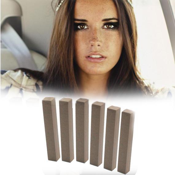 Какао мелки для волос