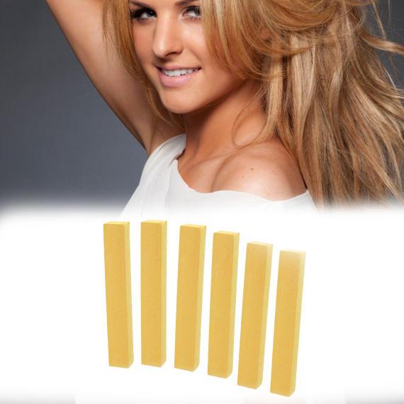 Натуральный блонд мелки для волос