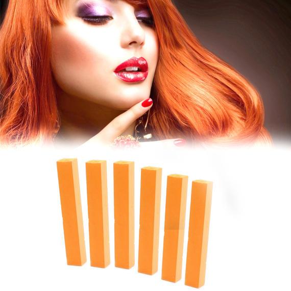 Неоново-оранжевые мелки