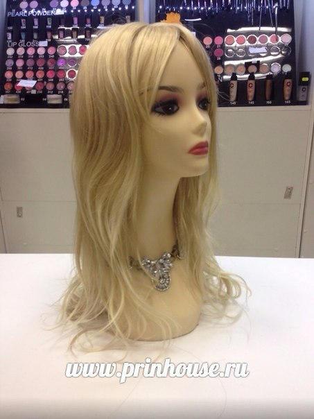 парик локоны без челки