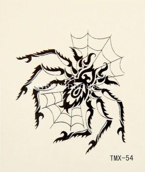 тату паук