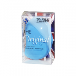 Расческа TANGLE TEEZER Original Blueberry Pop голубая