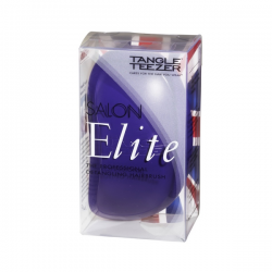 Расческа Tangle Teezer Salon Elite Purple Crush фиолетовая