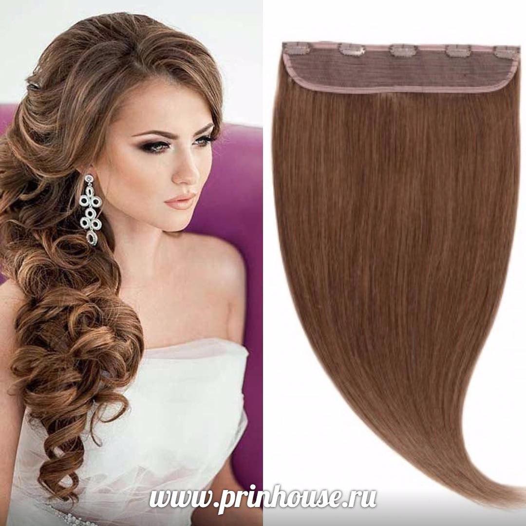 Накладки из натуральных волос санкт-петербург