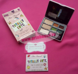 Палетка теней Too Faced totally cute