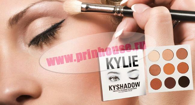 Набор теней 9 цветов Kylie Kyshadow pressed powder eyeshadow