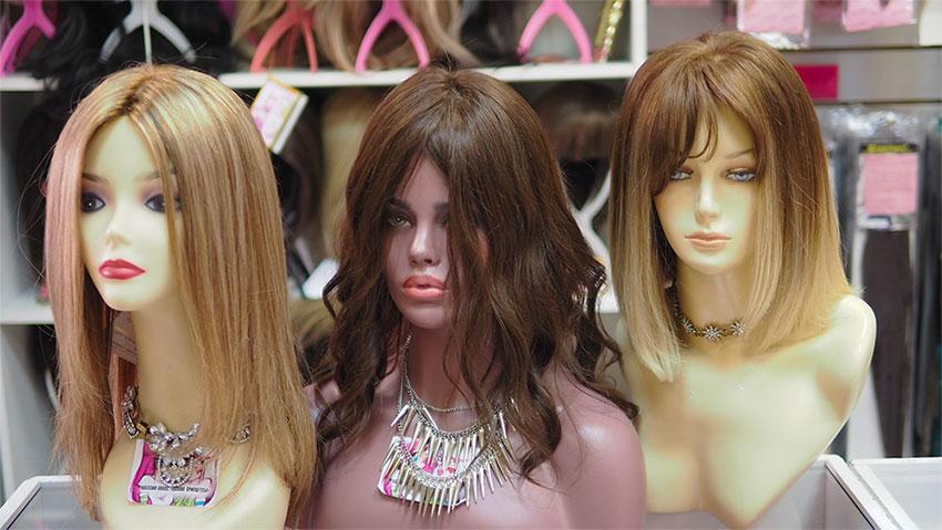славянские парики