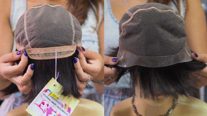 славянские парики шапочка